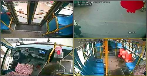 客车上装的监控摄像头肿么查看记录