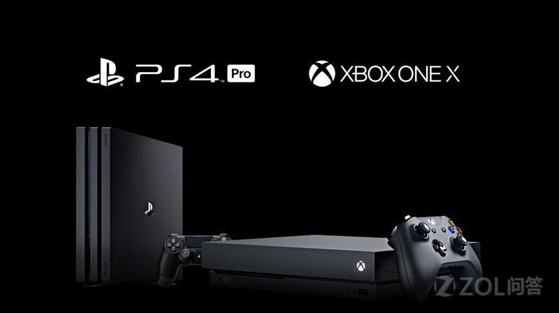 Xbox One X和PS4Pro有什么区别?