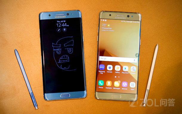 三星Note7的S Pen笔有改进吗 -三星GALAXY Note 7 移动4G 问答堂图片