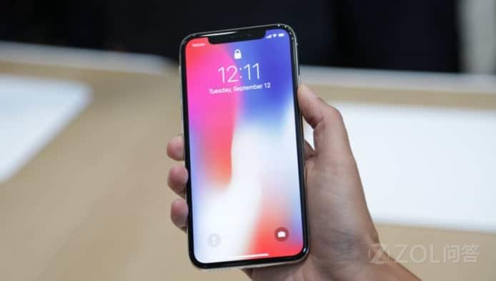 iPhoneX出货量充足吗?