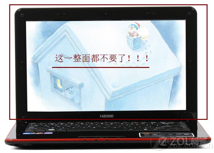 笔记本如何拆开屏幕面,不是拆液晶屏